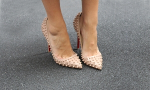 Aren't these pumps to die for?
